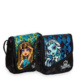 Kit Monster High 15 Infantil Sestini - 2 Bolsinhas