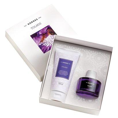 Kit Perfume Feminino Korres Tolmis Deo Parfum 75ml + Hidratante Corporal 150ml