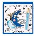 Kit Perfume Feminino Luna Nina Ricci Eau de Toilette 50ml + Roll On 10ml