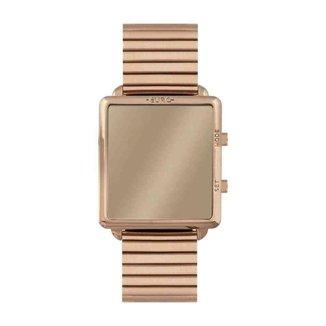 Kit Relógio Euro Fashion Fit Reflexo Feminino