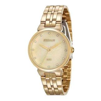 Kit Relógio Seculus Feminino