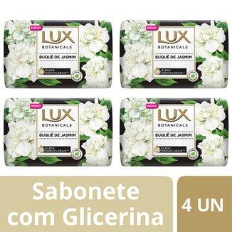 Kit Sabonete Barra Lux Buquê de Jasmim 4 x 85g