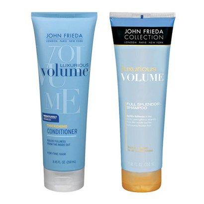 Kit Shampoo + Condicionador John Frieda Luxurious Volume Full Splendor Kit