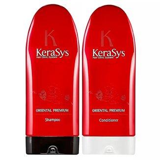 Kit Shampoo + Condicionador Kerasys Oriental Premium