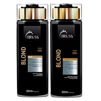 Kit Shampoo + Condicionador Truss Professional Blond