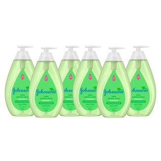 Kit Shampoo para Cabelos Claros Johnson Baby