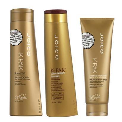 Kit Shampoo + Tratamento + Condicionador Joico To Repair Damage K-Pak