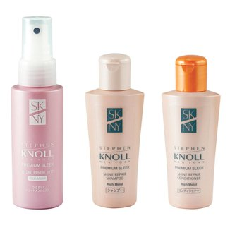 Kit Stephen Knoll Discovery Rich Moist Sh + Cond + Leave-in + Sachê