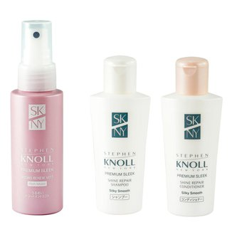 Kit Stephen Knoll Discovery Silky Smooth Sh + Cond + Leave-in + Sachê