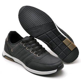 Kit Tênis Jogging + Chinelo Top Franca Shoes
