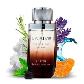 La Rive Prestige The Man Brown Eau de Parfum - Perfume Masculino 75ml