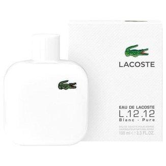 Lacoste Blanc eau de toilette masculino 100ml
