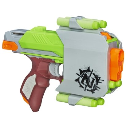 Lançador Nerf Zombie Strike - Sidestrike - Hasbro