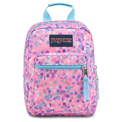 Lancheira Jansport Big Break Sparkle Dot