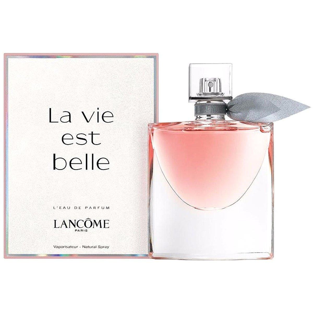 lanc me perfume feminino la vie est belle edp 100ml. Black Bedroom Furniture Sets. Home Design Ideas