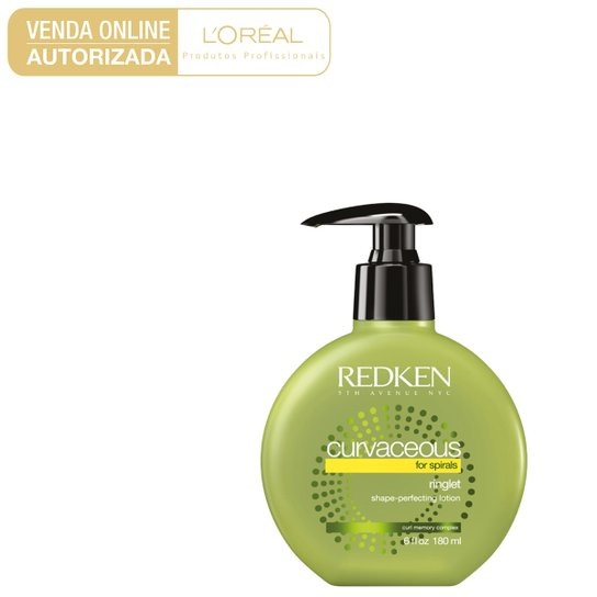 Leave In Redken Curvaceous Ringlet 180ml - Incolor
