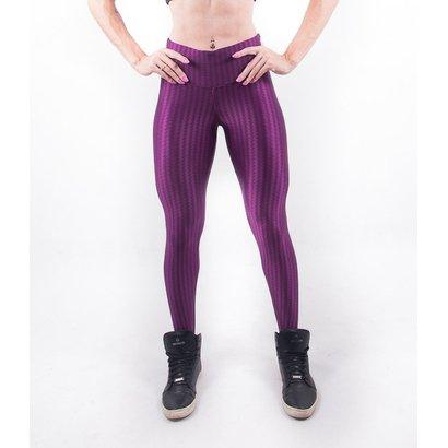 Legging 3D Fashion  Já Malhei-Feminino