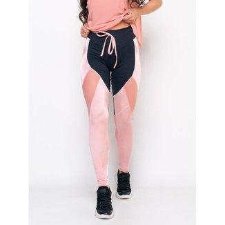 Legging com Tule Feminina