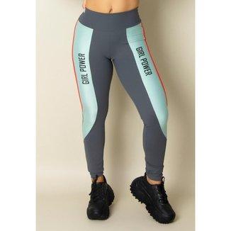 Legging Fitness Girl Power Feminina