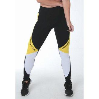 Legging Fitness Silk Breaking Feminina