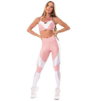 Legging Lover Rosa Lets Gym - G