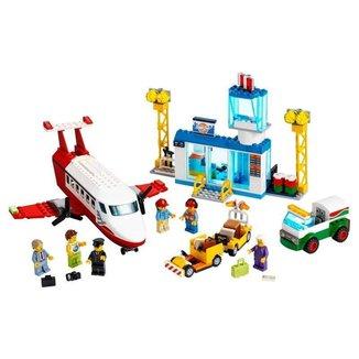Lego City Aeroporto Central 286 Peças