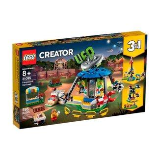 LEGO Creator - Modelo 3 Em 1: Parque de Diversões - 31095