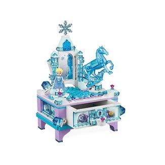 Lego Disney Princess A Criação do Porta-Joias da Elsa 41168