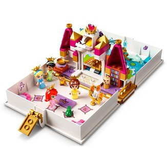 Lego Disney Princess Ariel, Bela, Cinderela 43193