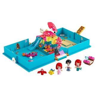 Lego Disney Princess Aventuras Contos Ariel 43176