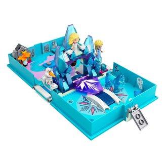 Lego Disney Princess Aventuras Elsa e Nokk 43189