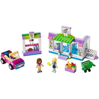 LEGO Friends Supermercado de Heartlake - 140 Peças