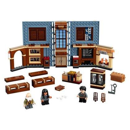 Lego Harry Potter Hogwarts: Aula de Encantamentos 76385