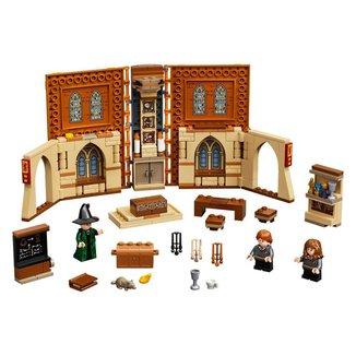 Lego Harry Potter Hogwarts: Aula de Transfiguração 76382