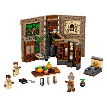 Lego Harry Potter Momento Hogwarts: Aula de Herbologia 76384