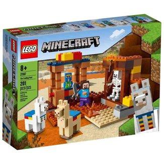 Lego Minecraft - O Posto Comercial - 21167