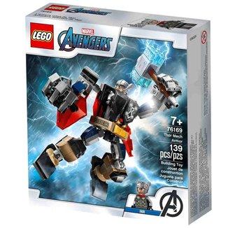 Lego Super Heroes Marvel - Armadura Robô do Thor 76169