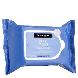 Lenço de Limpeza Neutrogena 25 Unidades