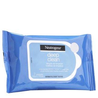 Lenço de Limpeza Neutrogena 7 Unidades