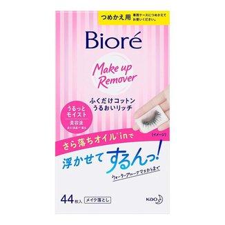 Lenço Umedecido Demaquilante Bioré – Make Up Remover 44Un