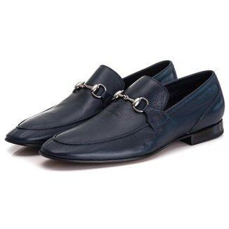 Loafer Tyler - Azul Marinho