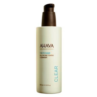 Loção de Limpeza Facial Ahava - All In One Tonight Cleanser 250ml