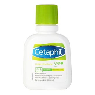 Loção Hidratante Cetaphil Travel Size 59ml