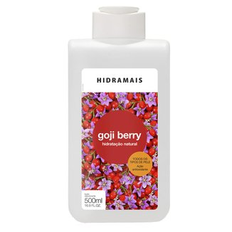 Loção Hidratante Corporal Hidramais - Goji Berry 500ml