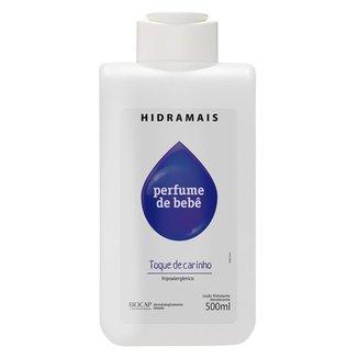 Loção Hidratante Corporal Hidramais - Perfume de Bebê 500ml