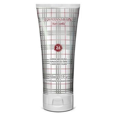 Loção Hidratante Giovanna Baby - Blanc Vanilla 200ml