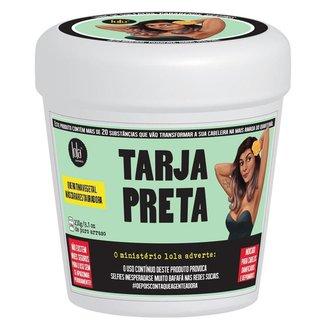 Lola Cosmetics Tarja Preta Queratina Vegetal - Máscara de Reconstrução 230g