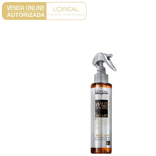 L'Oréal Professionnel Spray Wild Stylers Beach Waves 150ml - Incolor