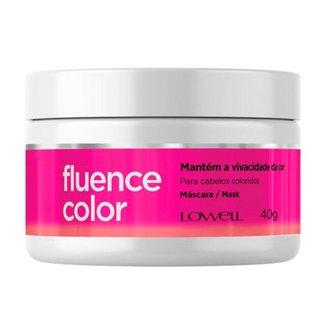 Lowell Fluence Color Máscara Capilar 40g