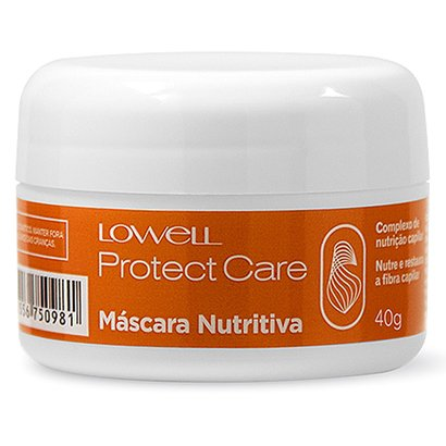 Lowell Protect Care Máscara Nutritiva 40g